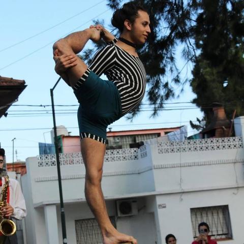 Brayan Farias - Individual - Chile - CircusTalk
