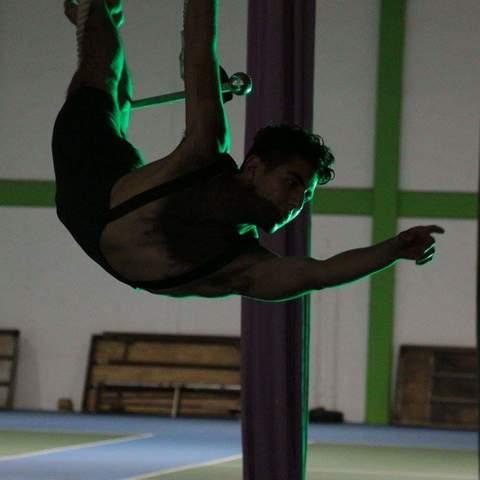 Emmanuel Mena Ocampo - Individual - Mexico - CircusTalk