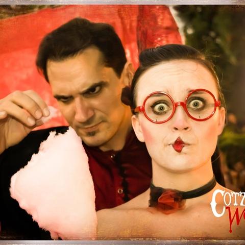 Cotzani and Wendy - Company - Spain - CircusTalk