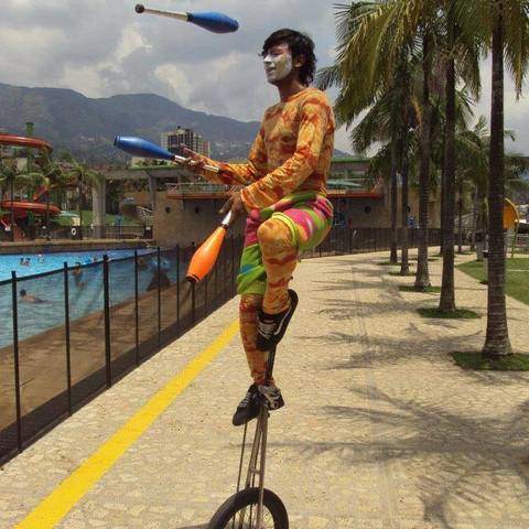 fredy yamid durango - Individual - Colombia - CircusTalk