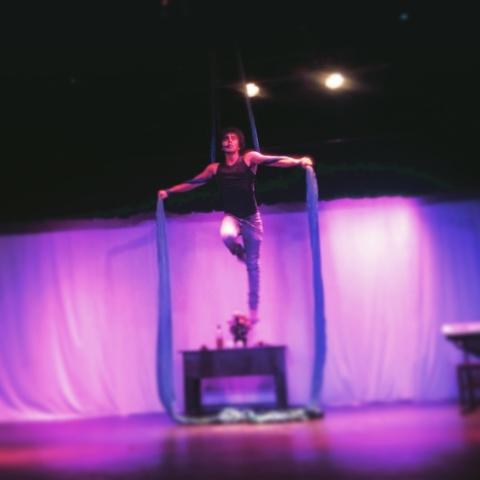 Daniel Garcia - Individual - Mexico - CircusTalk