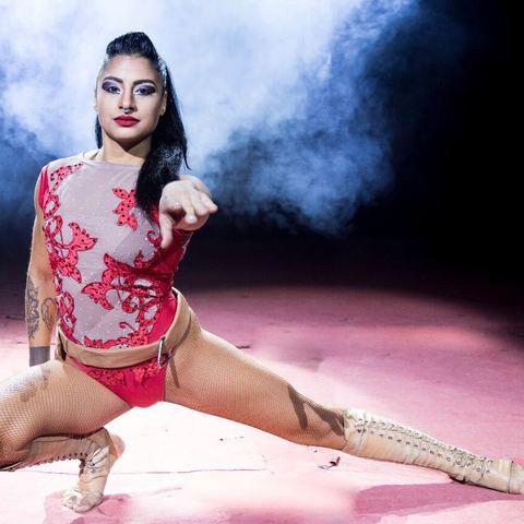 Carla Ledesma - Individual - Argentina - CircusTalk