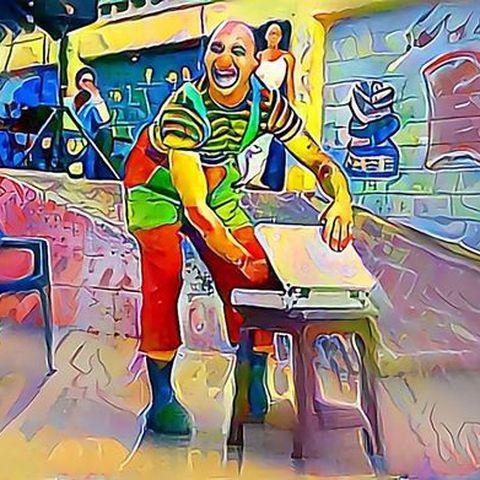 Ezzio Tribuiani - Individual - Venezuela - CircusTalk