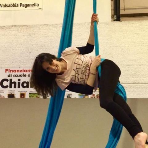 Debora Righettini - Individual - Italy - CircusTalk