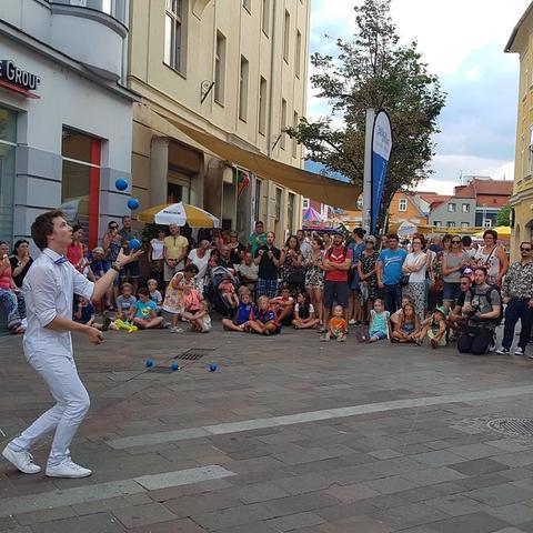 Sebastian Wenzel - Individual - Austria - CircusTalk