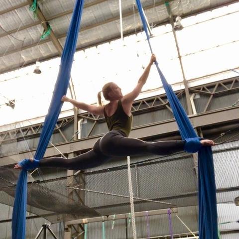 Kate Field - Individual - Australia - CircusTalk