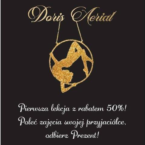 Doris Aerial - School - Poland - CircusTalk