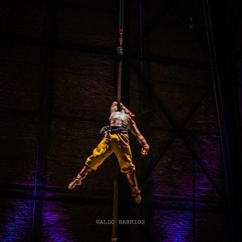 Emmanuel Garcia - Individual - Mexico - CircusTalk