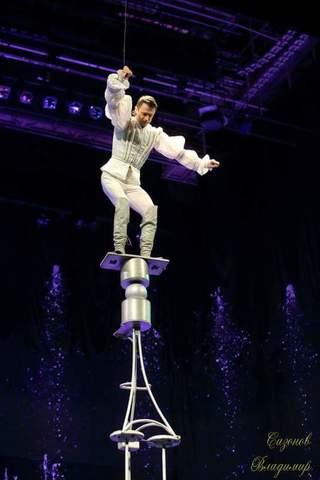 Vladimir Ivanou - Individual - Belarus, France, Russia - CircusTalk