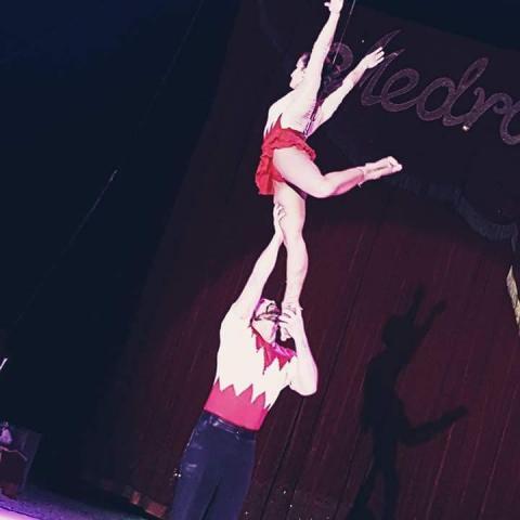 Alisija Glavatska-Paseka - Individual - Ukraine - CircusTalk
