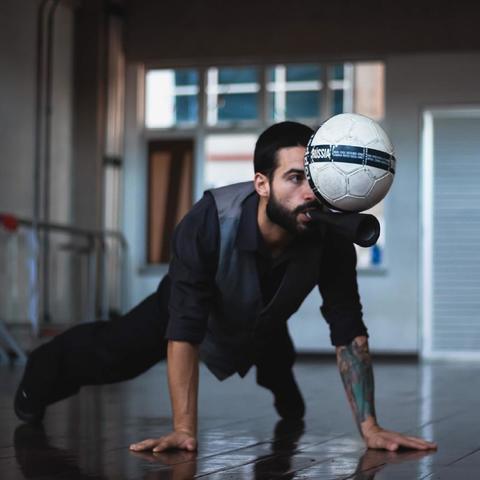 Bastian Arrieta - Individual - Brazil - CircusTalk