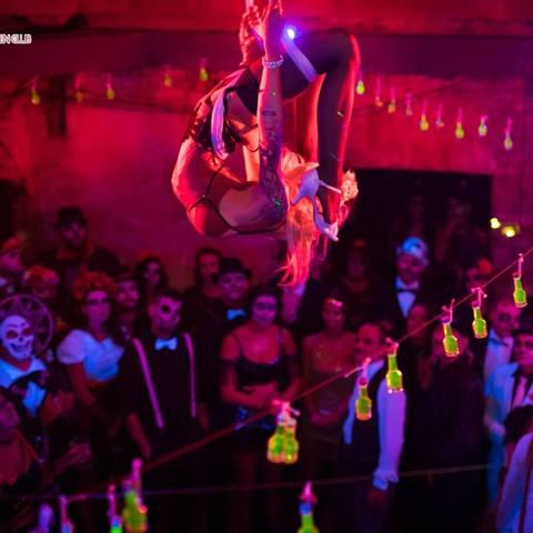 Luna Agneya - Individual - Australia, Ireland - CircusTalk