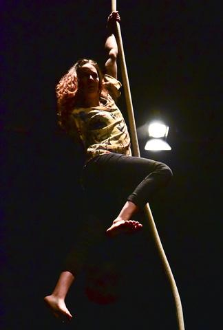 Gaia Panero - Individual - Italy - CircusTalk