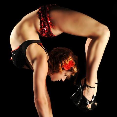 Rebecca Starr - Individual - United States - CircusTalk