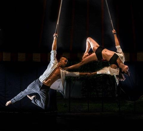 Duo Distanza Knight Arango - Individual - Colombia, United Kingdom - CircusTalk