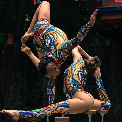 Nicole Burgio - Individual - United States - CircusTalk
