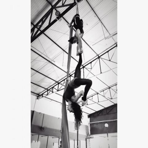 Claudia Valenzuela - Individual - Brazil, Guatemala - CircusTalk
