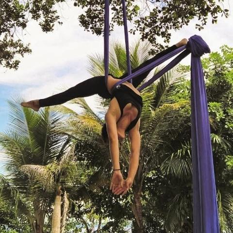 Lina Acevedo - Individual - Venezuela - CircusTalk