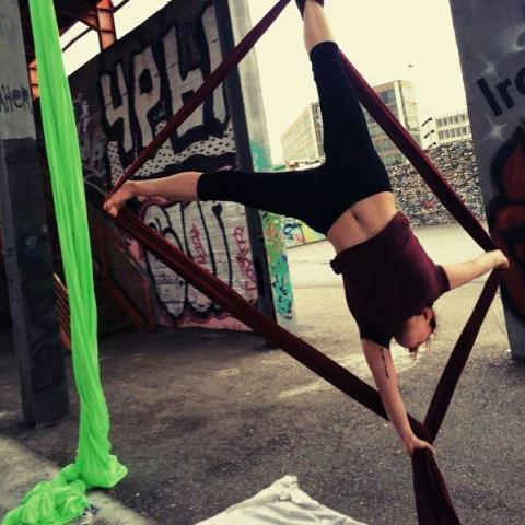 MARTINA BARBIERO - Individual - Italy - CircusTalk
