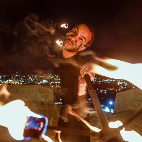 omar sharabati - Individual - Jordan, Palestinian Territories - CircusTalk
