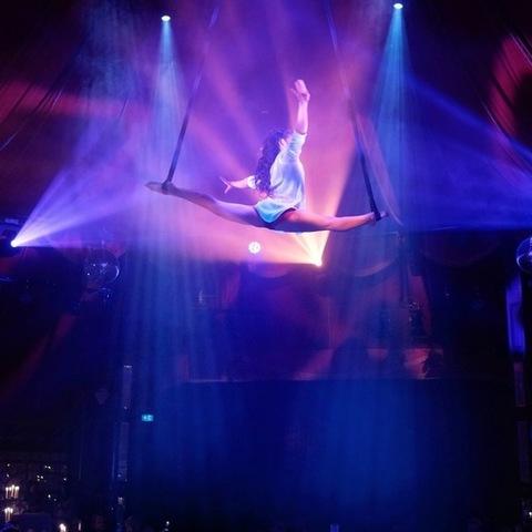 Elizabeth Cauchois - Individual - France, United States - CircusTalk