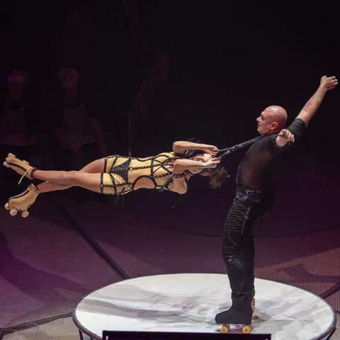 Viacheslav Liubivets - Individual - Ukraine - CircusTalk
