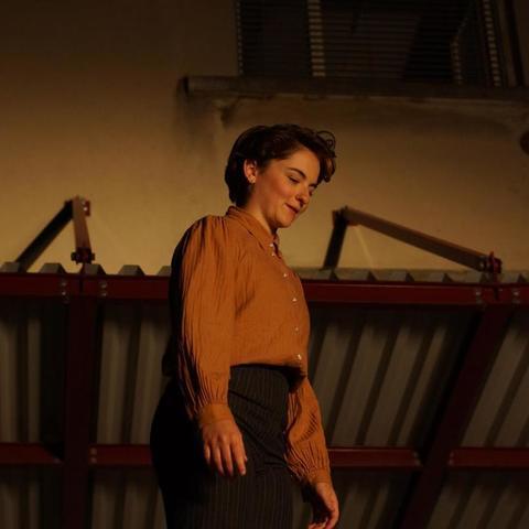 Angèle Pelletier - Individual - France, Switzerland - CircusTalk