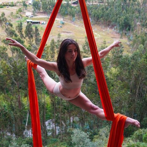 RAMIREZ CAROLINA - Individual - Colombia - CircusTalk