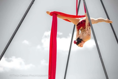 Kaitlin Chin - Individual - United States - CircusTalk