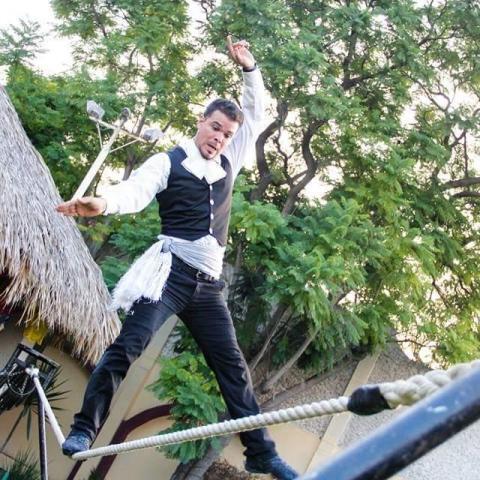 Alfonso Meléndez Sabido - Individual - Mexico - CircusTalk