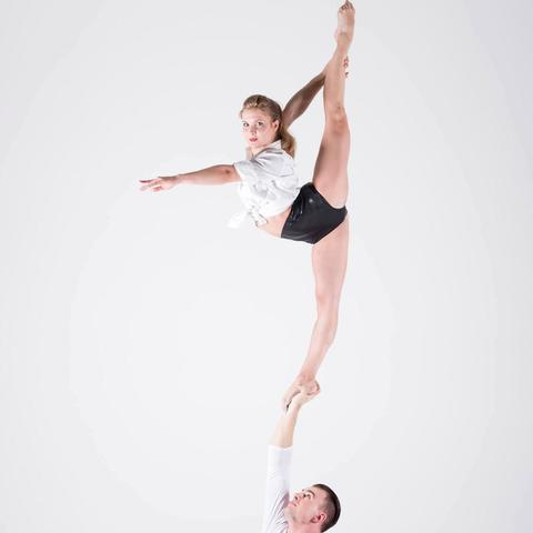 Duo Attraction - Individual - Ukraine - CircusTalk