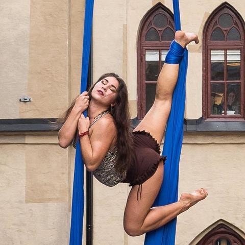 Maria Kuzmin - Individual - Russia, Sweden - CircusTalk