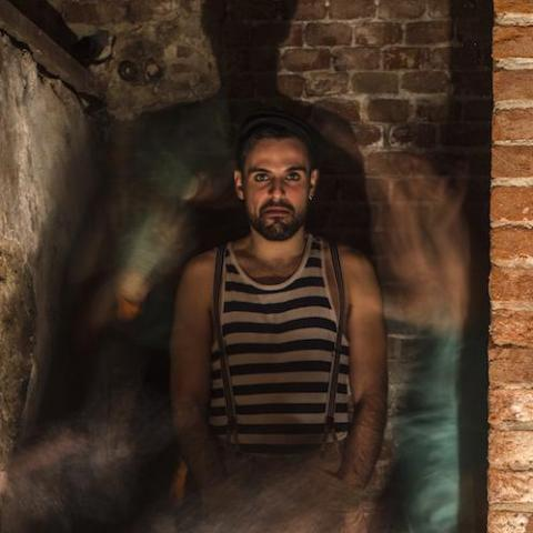 Riccardo Massidda - Individual - Italy - CircusTalk