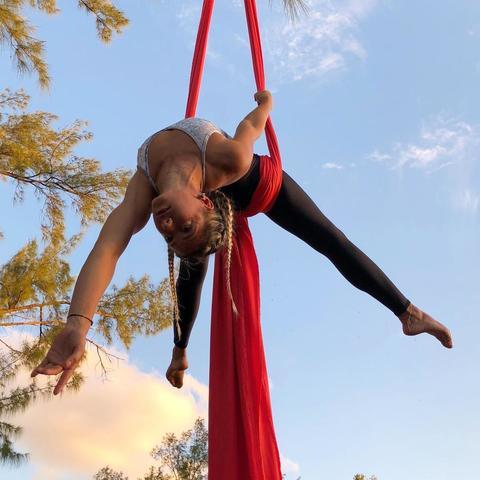 Dani Acero - Individual - United States, Venezuela - CircusTalk
