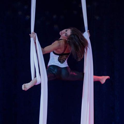 Ioanna Douka - Individual - Greece - CircusTalk