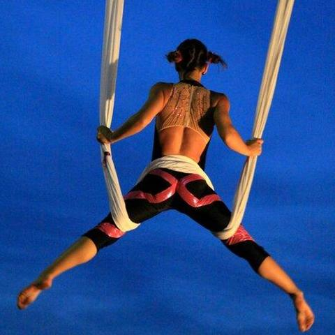 Maria Luisa Wally Dotti - Individual - Italy - CircusTalk