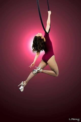 Morgane Fontan - Individual - France - CircusTalk