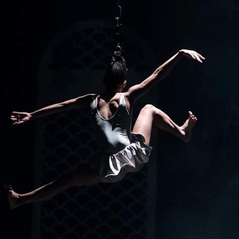 Ilaise Silva santos - Individual - Brazil - CircusTalk