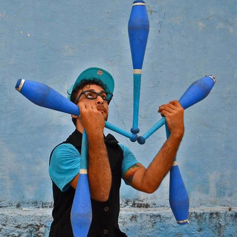 Lucas Fontana - Individual - Brazil - CircusTalk