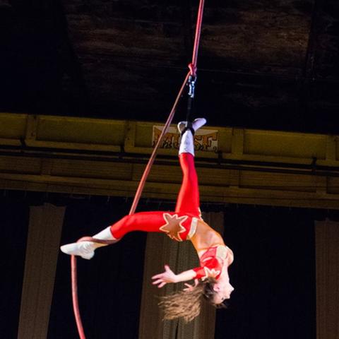 Stefanie Clouse - Individual - United States - CircusTalk