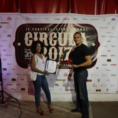 Mauricio Arango - Individual - Colombia - CircusTalk
