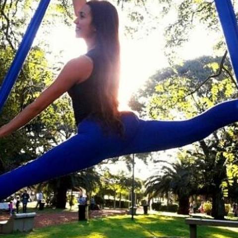 Persy Aerea - Individual - Argentina - CircusTalk
