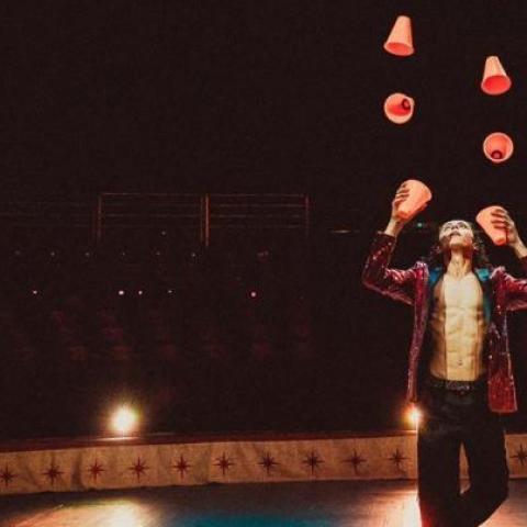 Bruno Macaggi - Individual - Italy, Spain - CircusTalk