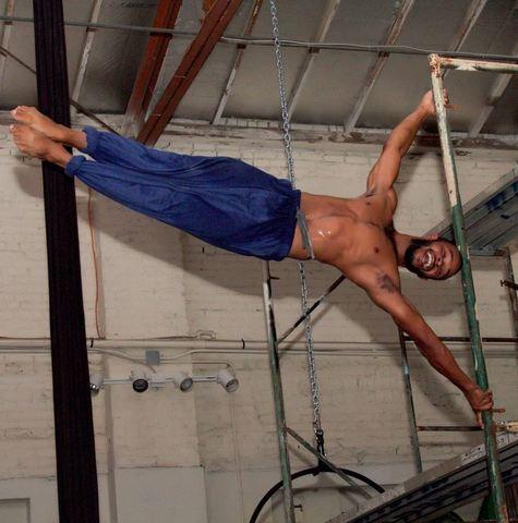 Louie Streett - Individual - United States - CircusTalk