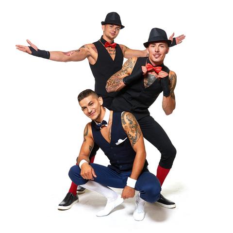 Tattooo Brothers Banquine Acrobatic - Individual - Hungary - CircusTalk