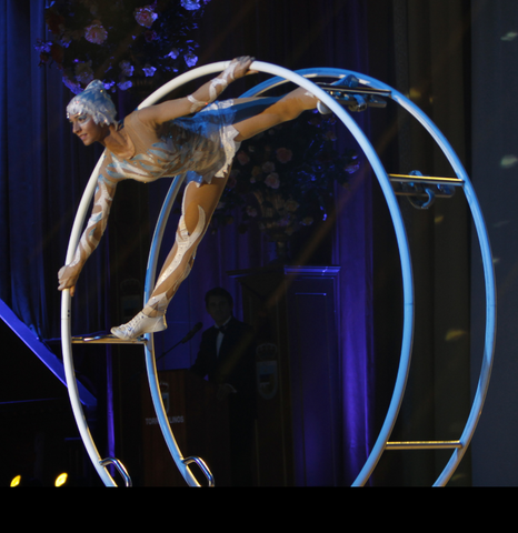 Raquel Carpio - Individual - Spain - CircusTalk