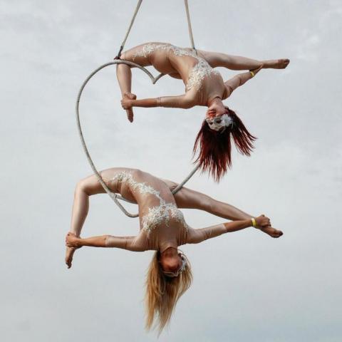 Duo Estrellas - Individual - Hungary - CircusTalk