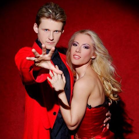 Sebastian & Kristina - Individual - Hungary - CircusTalk