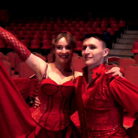 Sergey Demenok - Individual - Ukraine - CircusTalk